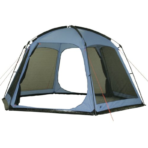 10T Outdoor Equipment Pavillon Kivalina, Blau