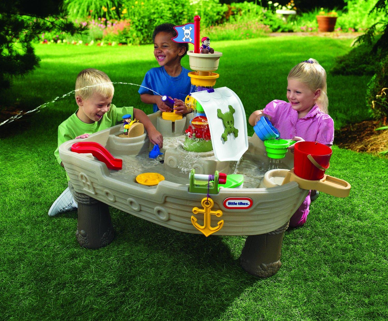 Little Tikes Spieltisch Piratenschiff