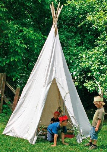 Riesen Kinder Indianerzelt