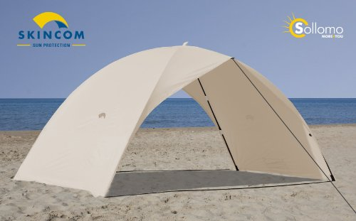 "Skincom Sonnenzelt EASY for TWO ""WIND"" Farbe: beige"