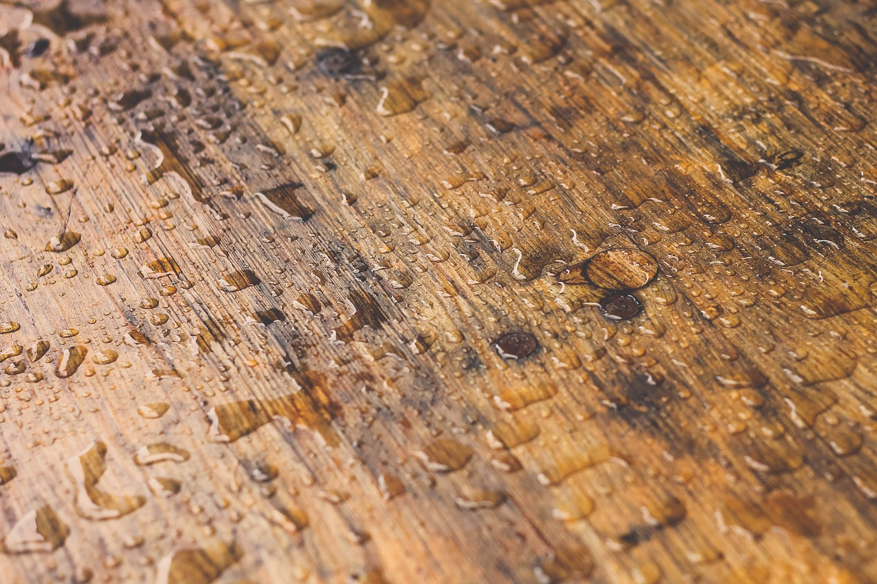 Womit streichen wir unseren Sandkasten? Lasur, Lack oder Öl?
