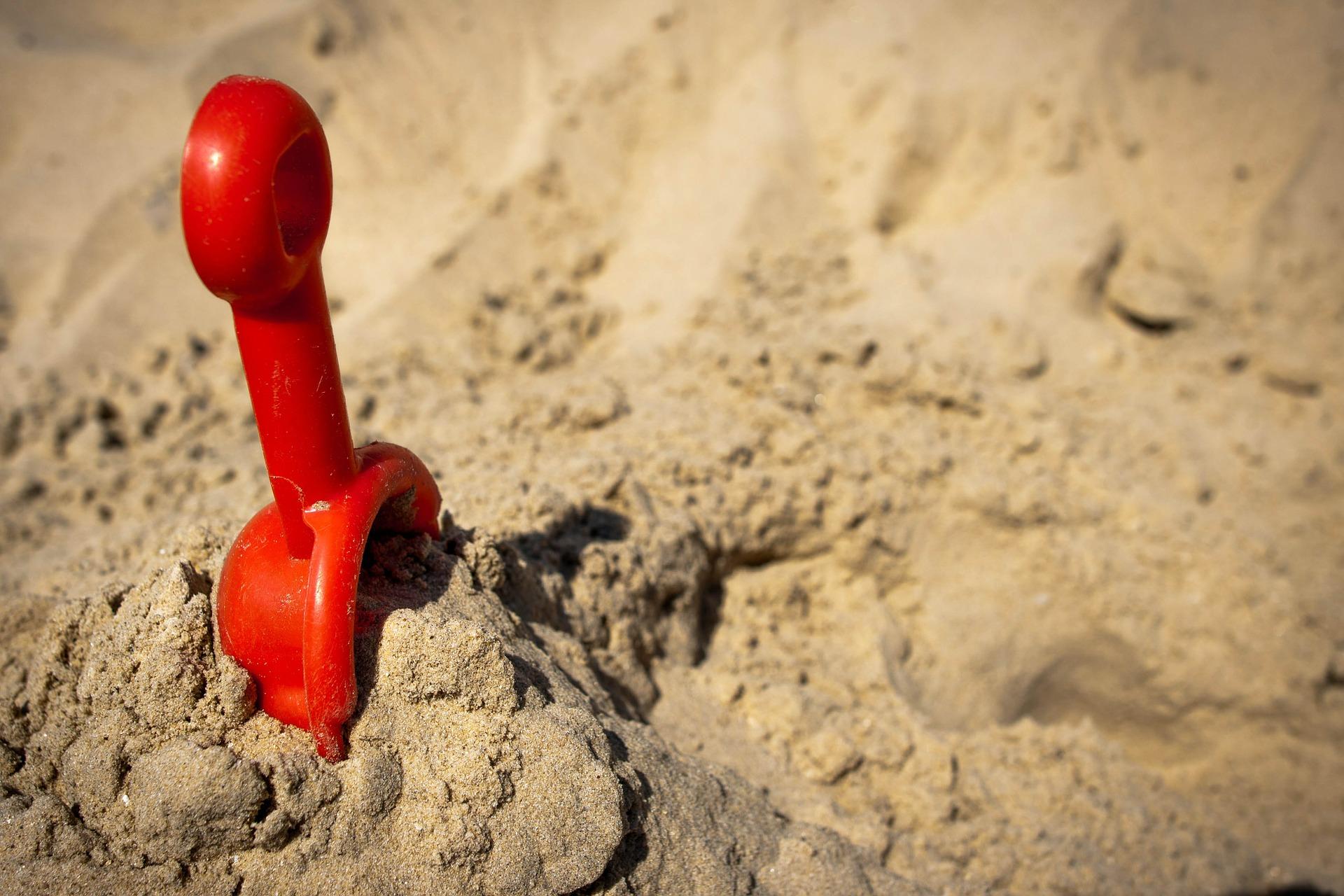 Mein Kind hat Sand gegessen – Was nun?