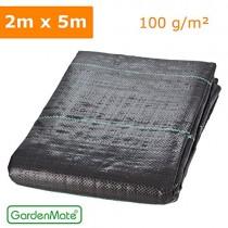 GardenMate® 2 x 5m Unkrautvlies