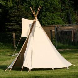 Grosses Kinder Indianerzelt 180